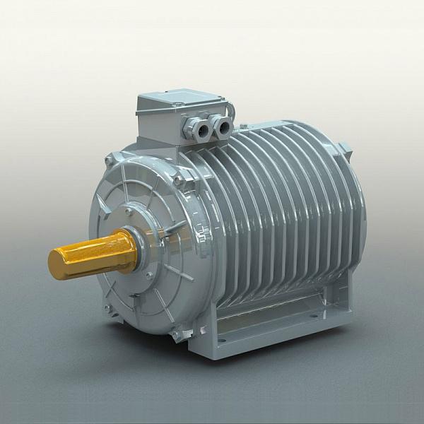промышленный электродвигатель